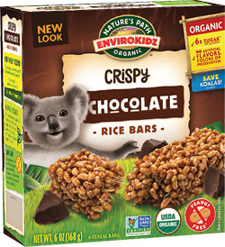 Koala Chocolate Crispy Rice Bar