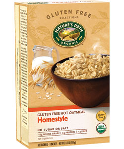 Nature's Path Gluten Free Homestyle Hot Oatmeal | 11.3 oz ...