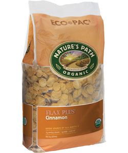 Flax Plus® Flakes with Cinnamon - ECO PAC