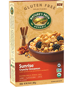 Sunrise® Crunchy Cinnamon