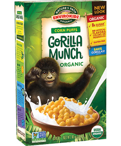Gorilla Munch® Cereal