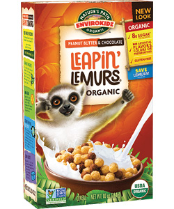 Leapin Lemurs Cereal