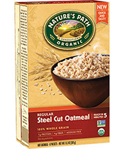 Instant Steel Cut Oatmeal [npa-119035.jpg] - Click for More Information