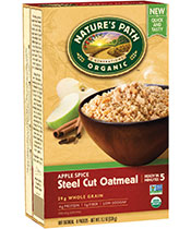 Instant Steel Cut Oatmeal - Apple Spice - Buy Now