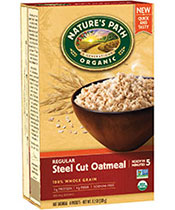 Quick Cook Steel Cut Oats [npa-119912.jpg] - Click for More Information
