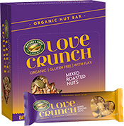 Mixed Roasted Nuts with Flax Love Crunch® Nut Bars [npa-153474.jpg]
