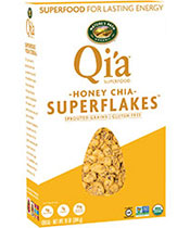 Qi'a™ Superflakes - Honey Chia [npa-161087.jpg] - Click for More Information