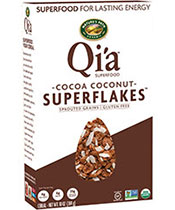 Qi'a™ Superflakes - Cocoa Coconut [npa-161103.jpg] - Click for More Information