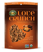 Love Crunch® - Dark Chocolate Peanut Butter - Buy Now