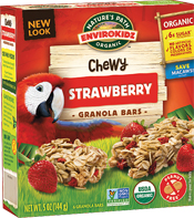 EnviroKidz® Strawberry Granola Bar - Buy Now