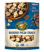 Blueberry Pecan Crunch Granola [npa-172024.jpg] - Click for More Information