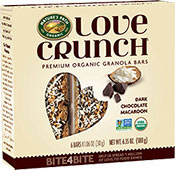 Love Crunch Granola Bar - Dark Chocolate Macaroon [npa-173103.jpg] - Click for More Information