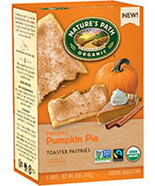 Pumpkin Pie Frosted Toaster Pastries [npa-178002.jpg] - Click for More Information