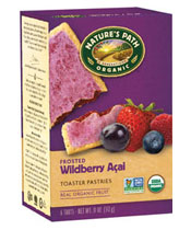 Frosted Wildberry Acai Toaster Pastries - Buy Now