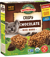 EnviroKidz® Chocolate Crispy Rice Bar - Buy Now