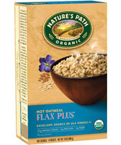 Flax Plus® Oatmeal [npa-450023.jpg] - Click for More Information