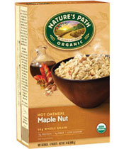 Maple Nut Oatmeal [npa-450030.jpg] - Click for More Information
