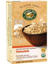 Gluten Free Homestyle Hot Oatmeal [npa-450573.jpg] - Click for More Information
