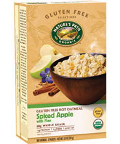 Gluten Free Spiced Apple with Flax Hot Oatmeal [npa-450597.jpg] - Click for More Information
