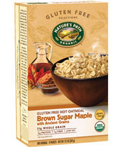Gluten Free Brown Sugar Maple with Ancient Grains Hot Oatmeal [npa-450610.jpg] - Click for More Information