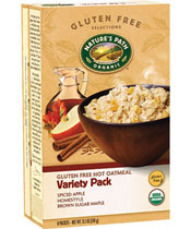 Gluten Free Variety Pack Hot Oatmeal [npa-450634.jpg] - Click for More Information