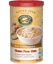 Gluten Free Old Fashioned Oats [npa-510016.jpg] - Click for More Information