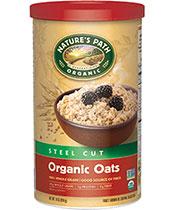 Gluten Free Steel Cut Oats [npa-510023.jpg] - Click for More Information