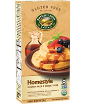 Homestyle Frozen Waffle [npa-59054.jpg] - Click for More Information