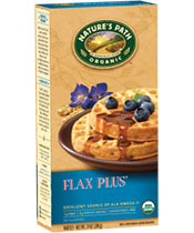 Flax Plus® Frozen Waffle [npa-59056.jpg] - Click for More Information