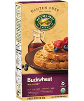 Buckwheat Wildberry Frozen Waffle [npa-59058.jpg] - Click for More Information