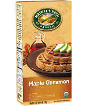 Maple Cinnamon Frozen Waffle [npa-59066.jpg] - Click for More Information