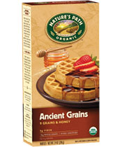 Ancient Grains Frozen Waffle [npa-59071.jpg] - Click for More Information
