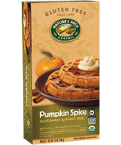 Pumpkin Spice Waffle [npa-59077.jpg] - Click for More Information