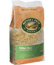 Millet Rice Flakes - ECO PAC [npa-770084.jpg] - Click for More Information