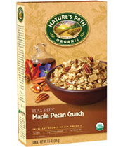 Flax Plus® Maple Pecan Crunch [npa-771432.jpg] - Click for More Information