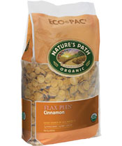 Flax Plus® Flakes with Cinnamon - ECO PAC [npa-771647.jpg] - Click for More Information