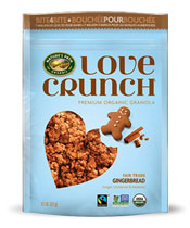 Click here to purchase Love Crunch® - Gingerbread