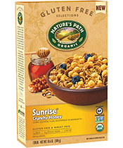 Sunrise® Crunchy Honey [npa-772057.jpg]