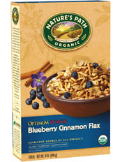 Optimum Power® Blueberry Cinnamon Flax Cereal [npa-777007.jpg] - Click for More Information