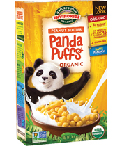 Panda Puffs™ Cereal - Buy Now