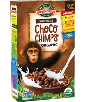 Choco Chimps™ Cereal [npa-870241.jpg] - Click for More Information