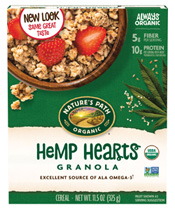 Hemp Hearts Granola - Buy Now