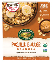 Peanut Butter Granola [npa-890096.jpg] - Click for More Information