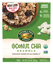 Coconut Chia Granola [npa-890331.jpg] - Click for More Information