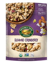 Almond Cranberry Granola [npa-890386.jpg] - Click for More Information