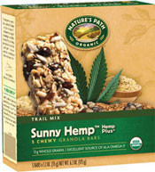Sunny Hemp™ Granola Bars - Buy Now