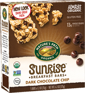 Gluten Free Dark Chocolate Chip Chewy Granola Bar [npa-891345.jpg] - Click for More Information
