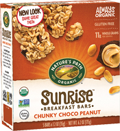 Gluten Free Chunky Chocolate Peanut Chewy Granola Bar [npa-891383.jpg] - Click for More Information