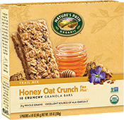 Honey Oat Crunch Flax Plus® - Buy Now