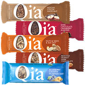 Qi'a Superfood Bar Complete Variety 15-Pack [npa-qbv15.jpg] - Click for More Information